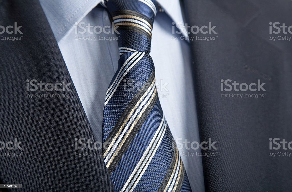 necktie royalty-free stock photo
