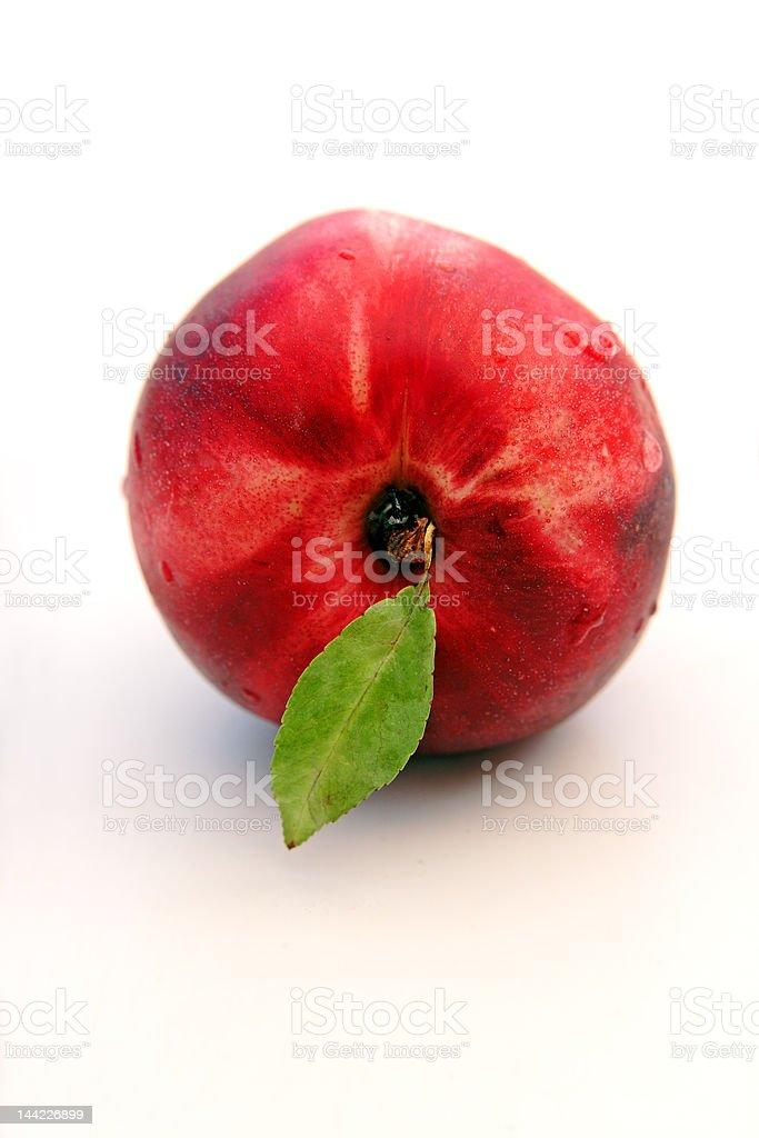 Nectarine royalty-free stock photo