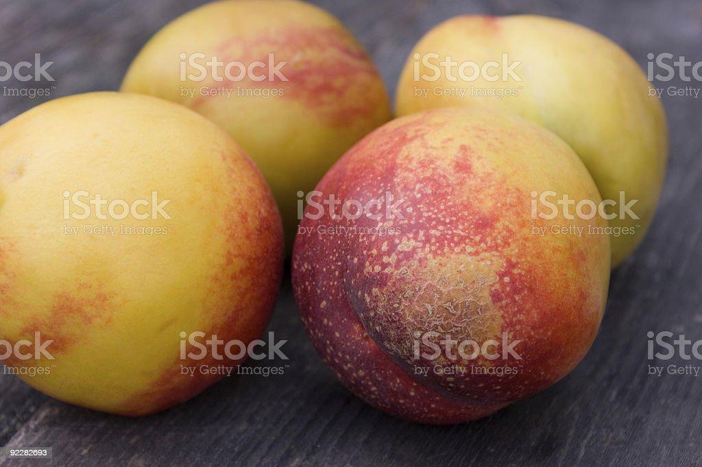 nectarinrs stock photo