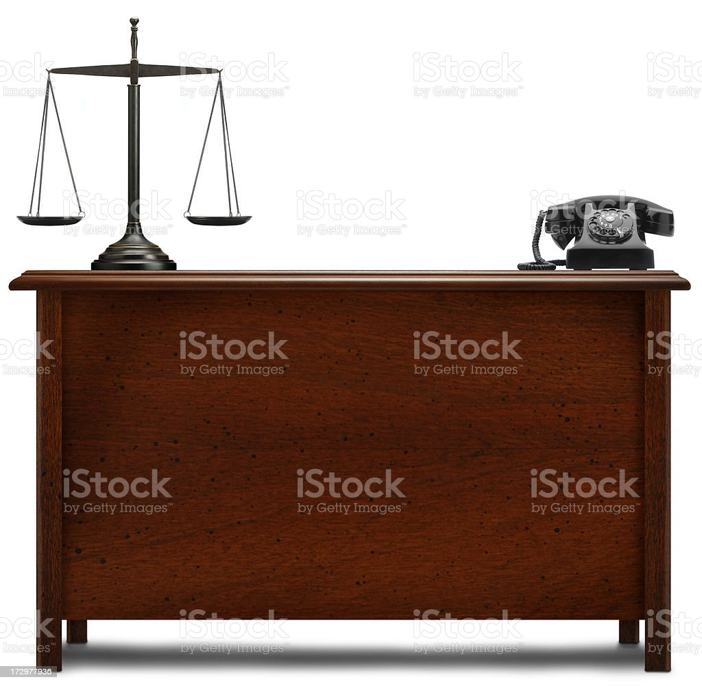 Need A Lawyer? royalty-free stock photo