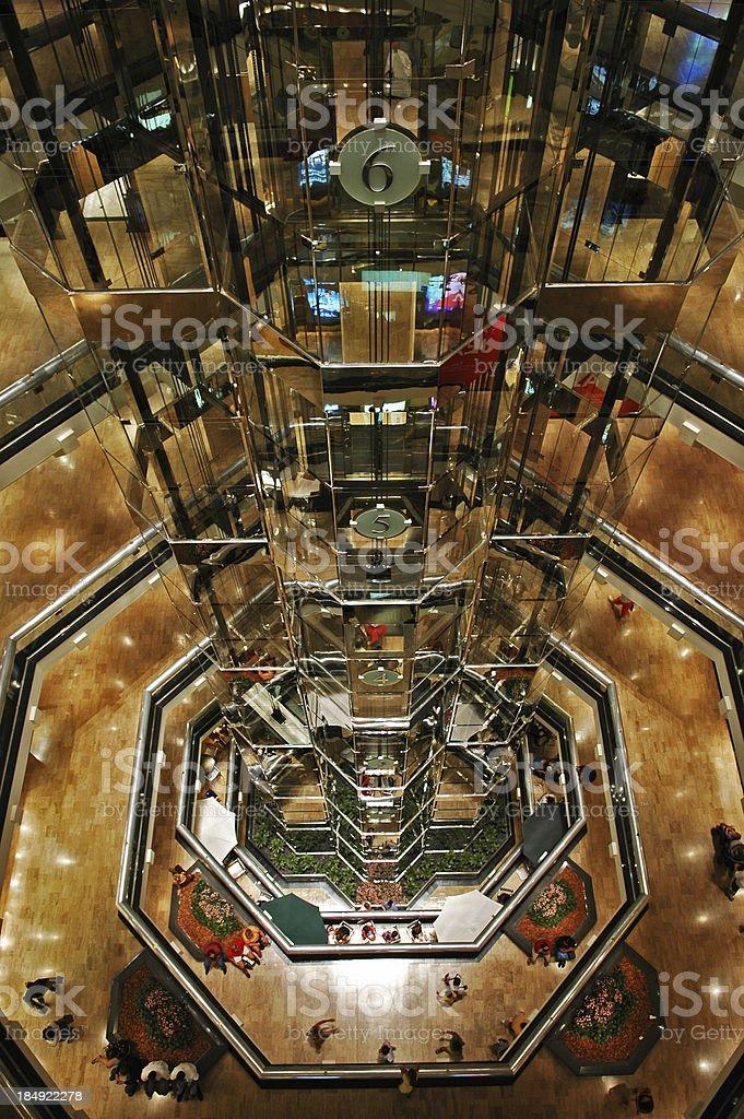 Need a Lift? stock photo