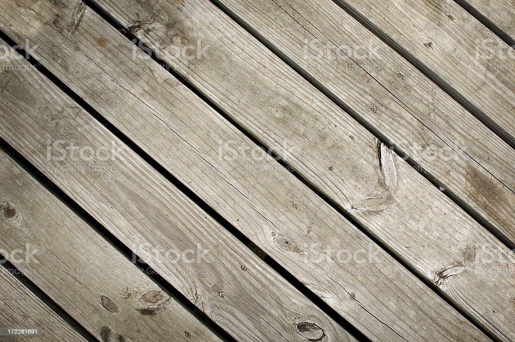 Need A New Deck? royalty-free stock photo