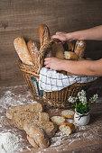 I need bread