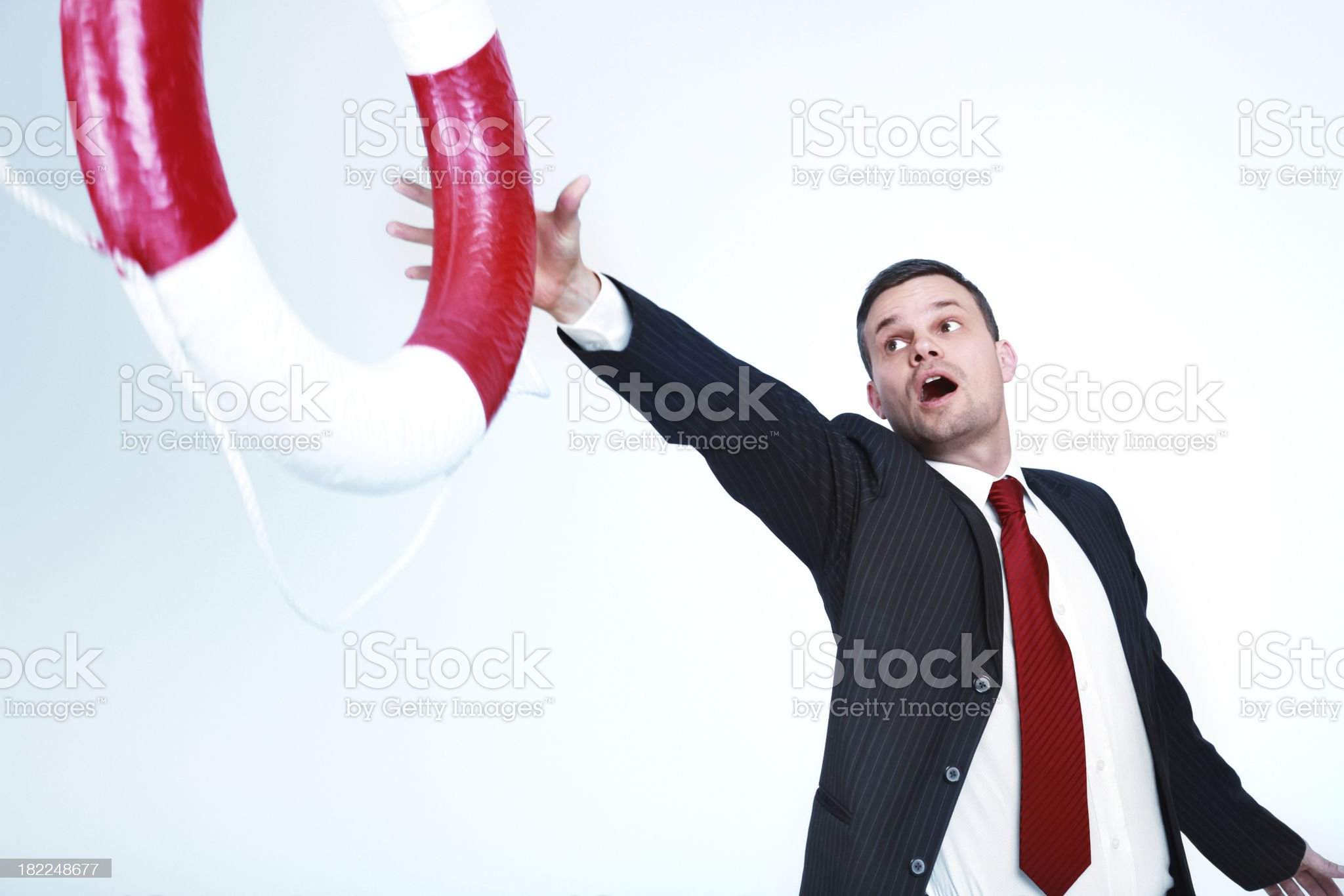 Need help royalty-free stock photo