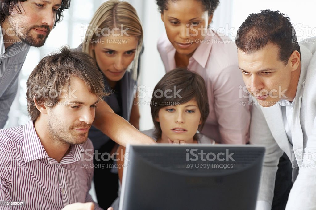 Need some changes on this project royalty-free stock photo