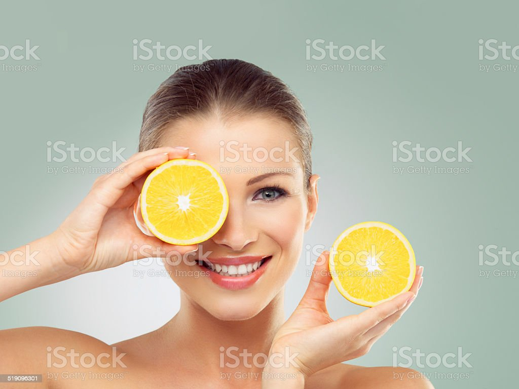 Need some vitamin C? stock photo