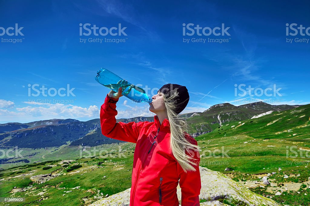 need some water to refresh stock photo