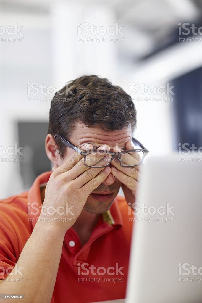 Need to get a new job? stock photo