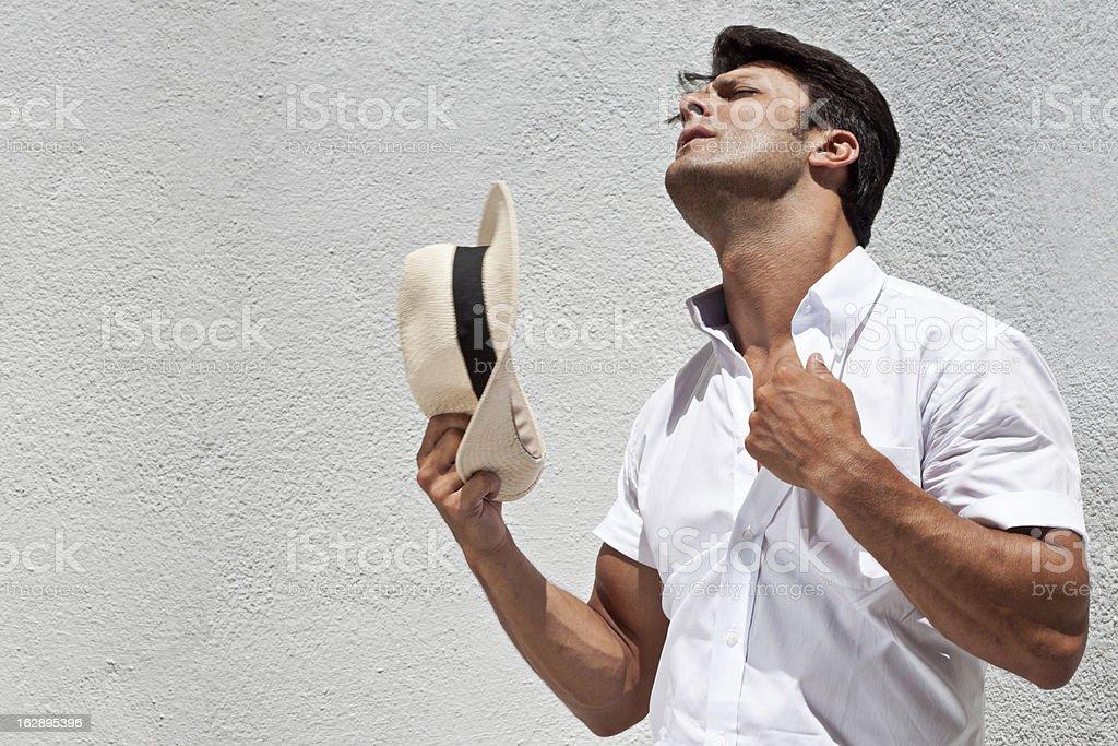 Needing an AC stock photo