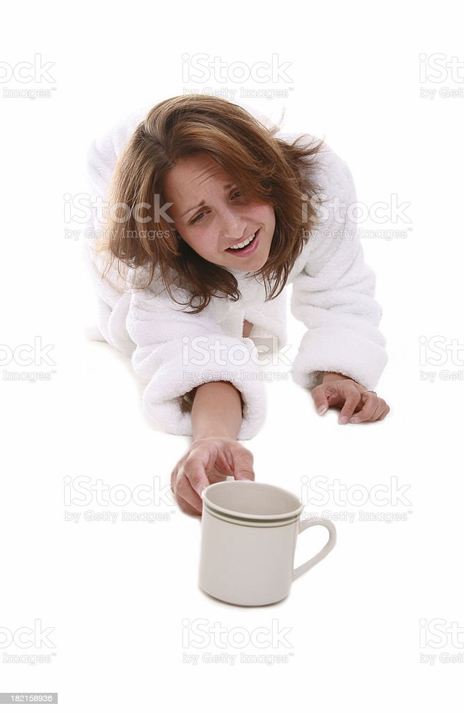 Need...Morning...Coffee... royalty-free stock photo