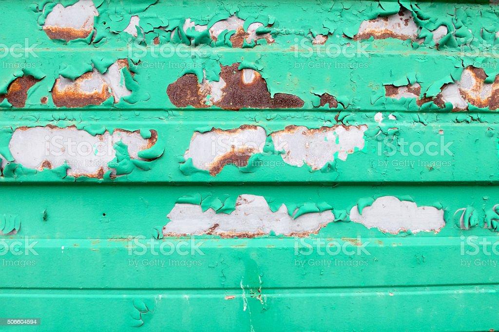 Needs New Paint stock photo