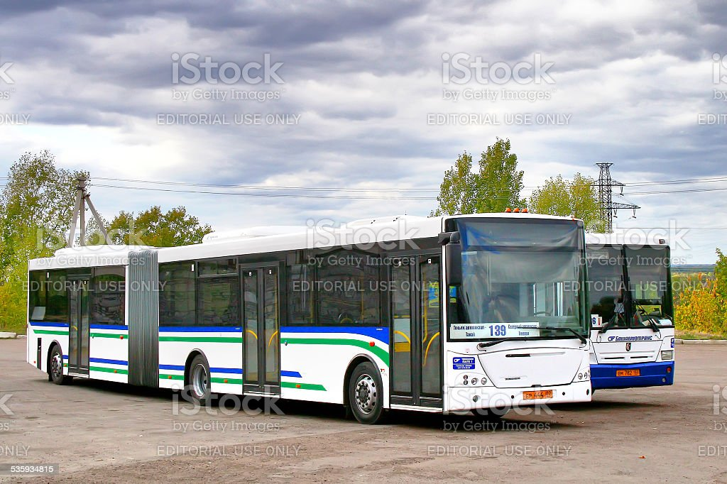 VDL NefAZ 52995 stock photo