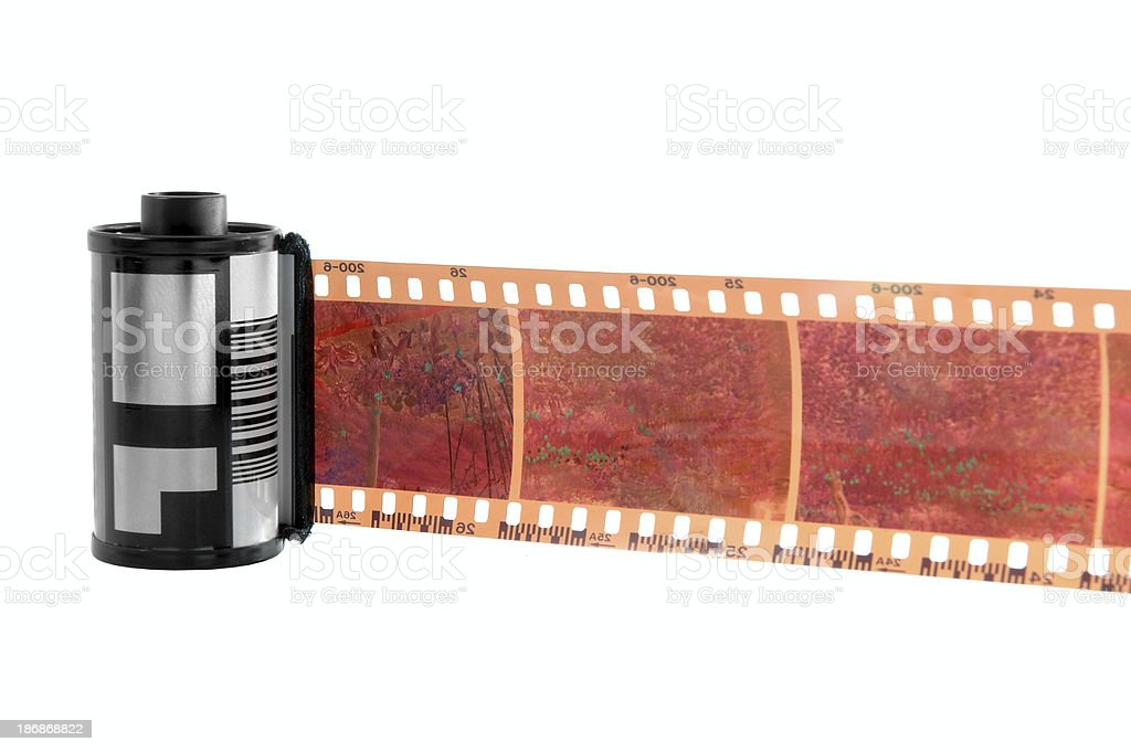negative 35 mm royalty-free stock photo
