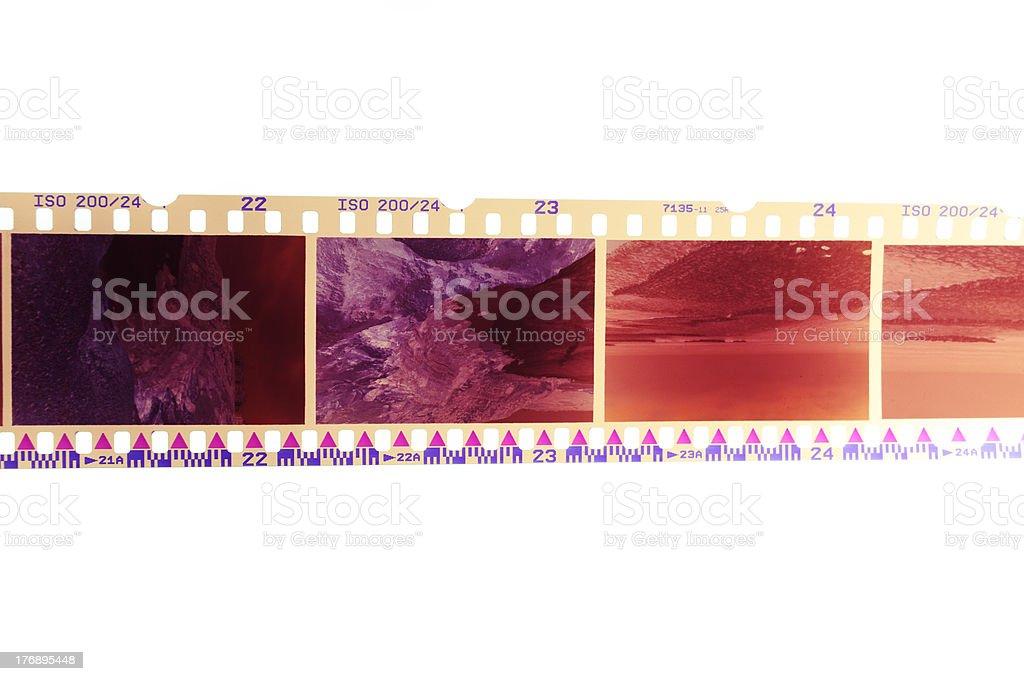 Negative stock photo