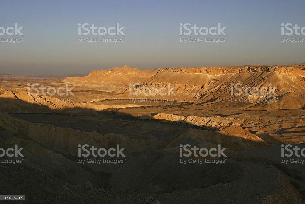 Negev stock photo
