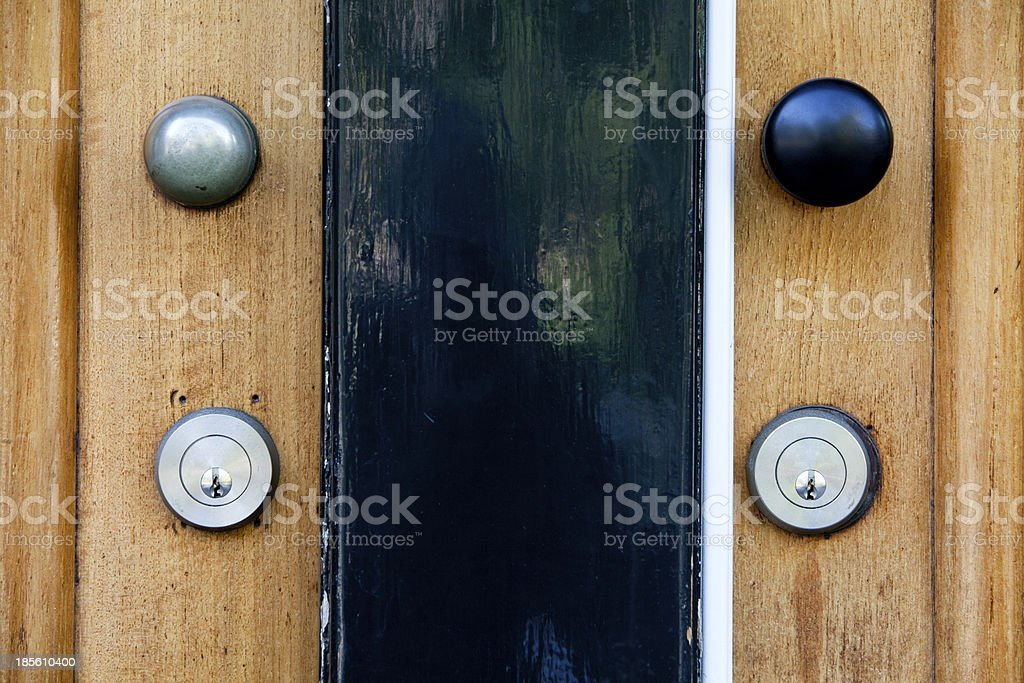 Neighbors royalty-free stock photo