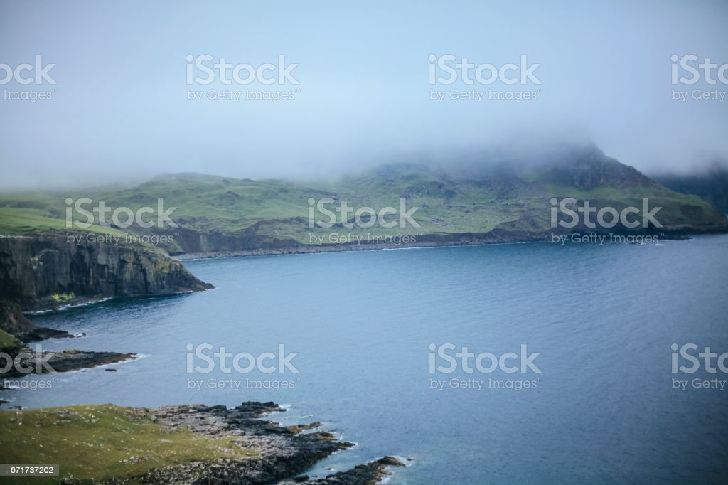 Neist Point stock photo