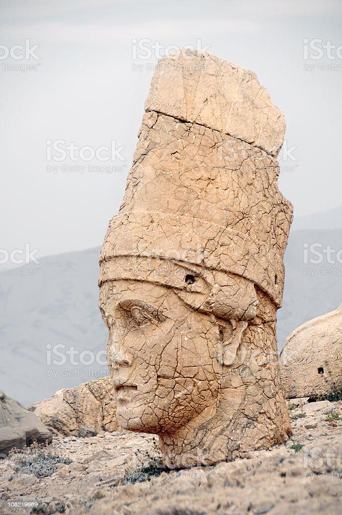 Nemrut, Adiyaman, Turkey stock photo