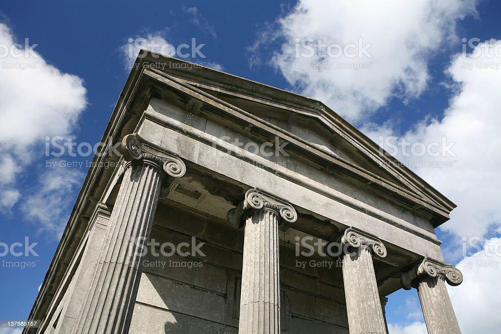 Neo-Classical Architecture stock photo