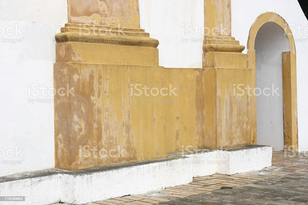 Neoclassical building royalty-free stock photo