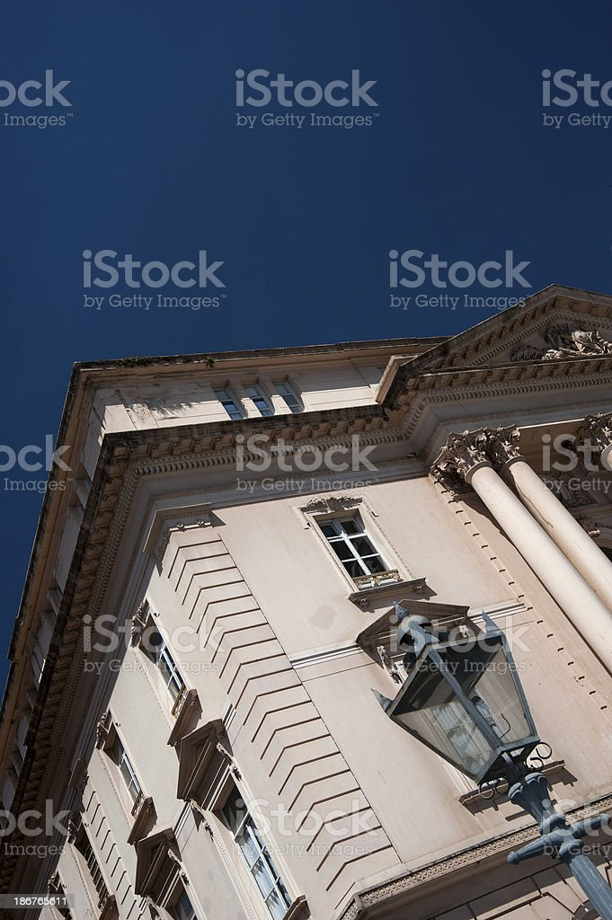 Neoclassical royalty-free stock photo