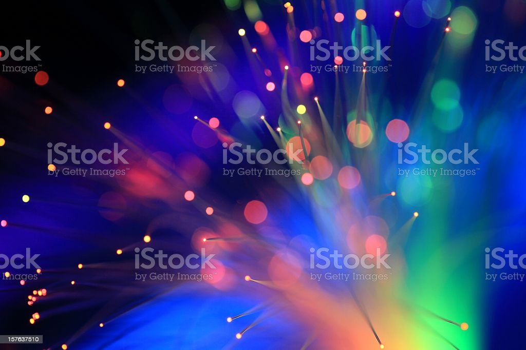 Neon Blacklights royalty-free stock photo
