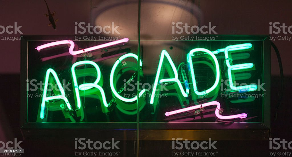 Neon: Arcade – Foto