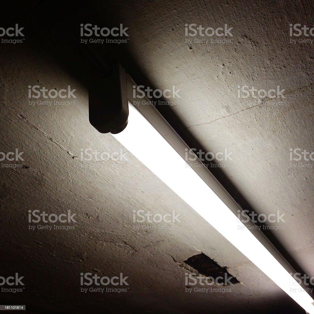Neon Light royalty-free stock photo