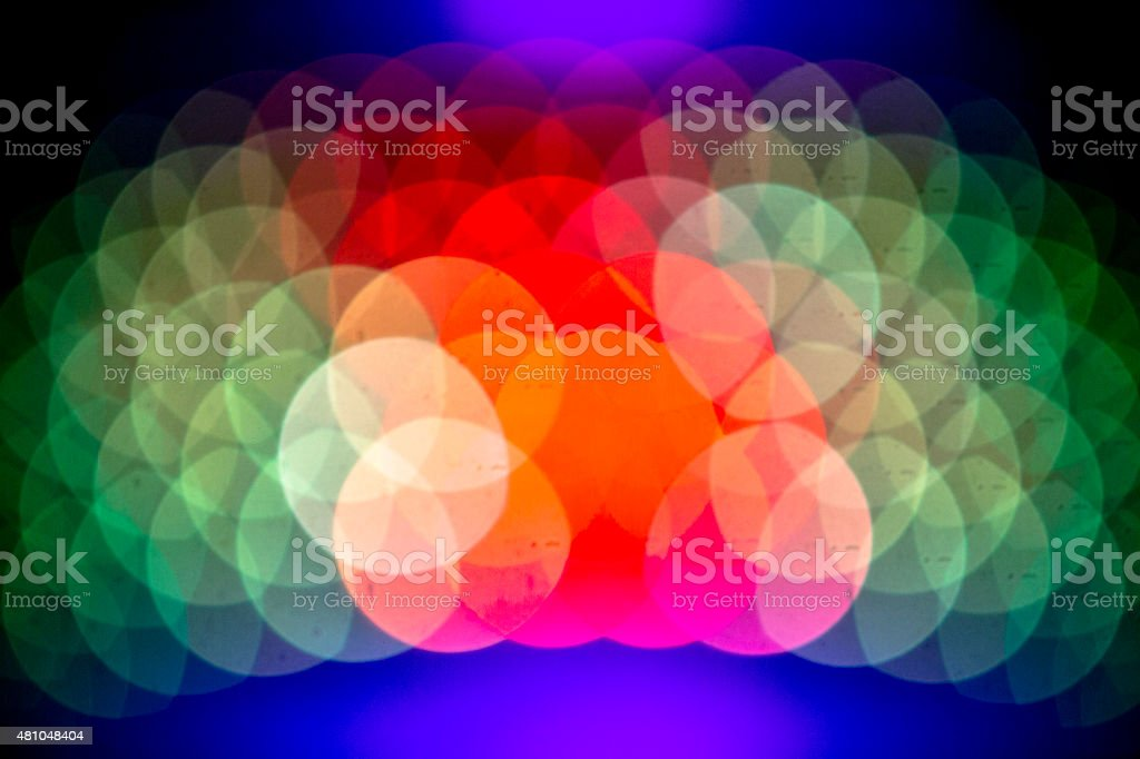 neon lights pattern background stock photo