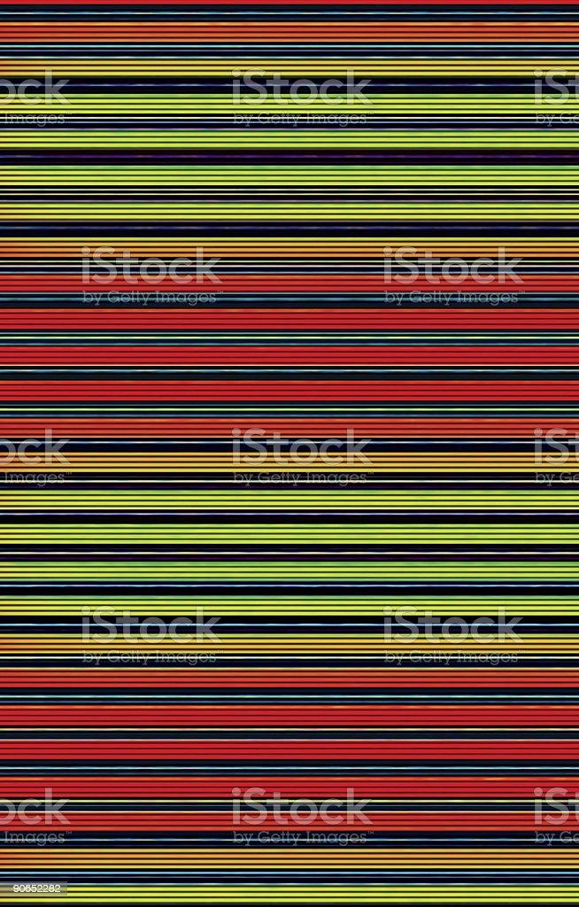 Neon Lines royalty-free stock photo