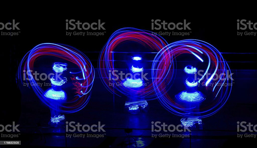 neon show royalty-free stock photo