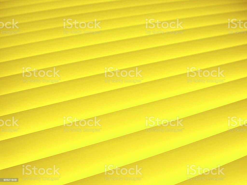 Neon Yellow Abstract royalty-free stock photo