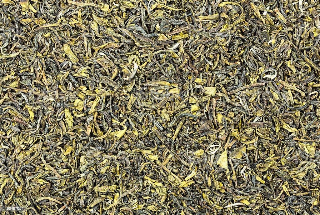 Nepal Green Tea royalty-free stock photo