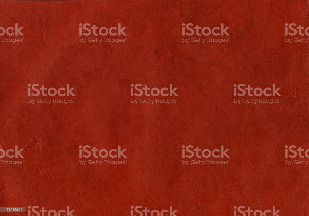Nepalese Handmade Paper stock photo