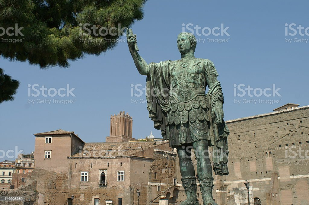 Nerva stock photo