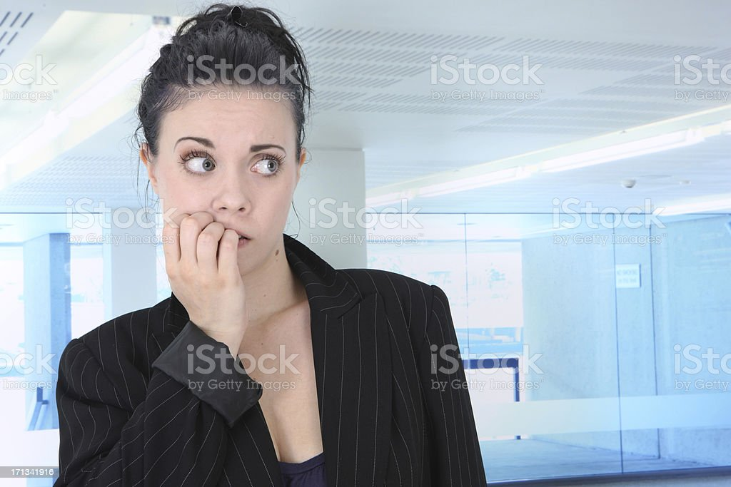 Nerves royalty-free stock photo