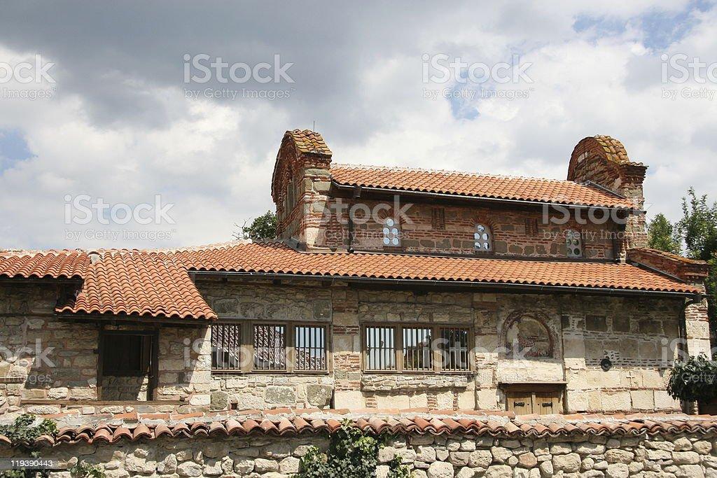 Nesebr (Bulgaria) stock photo