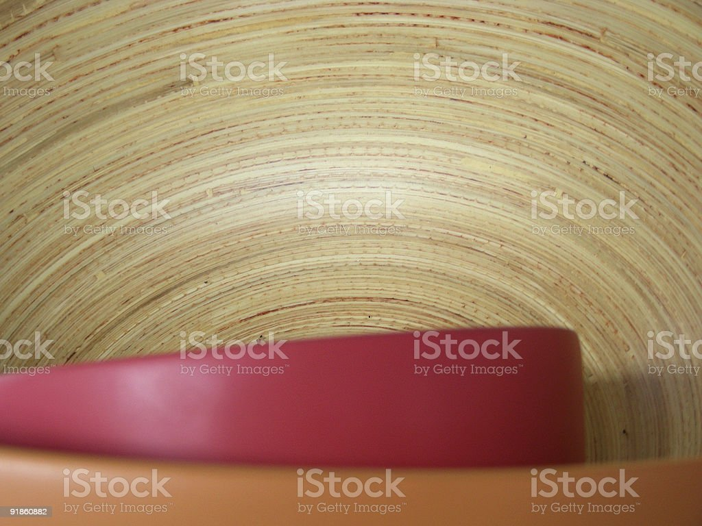Nested Bowls royalty-free stock photo