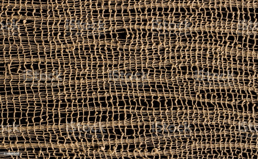 Net fabric stock photo