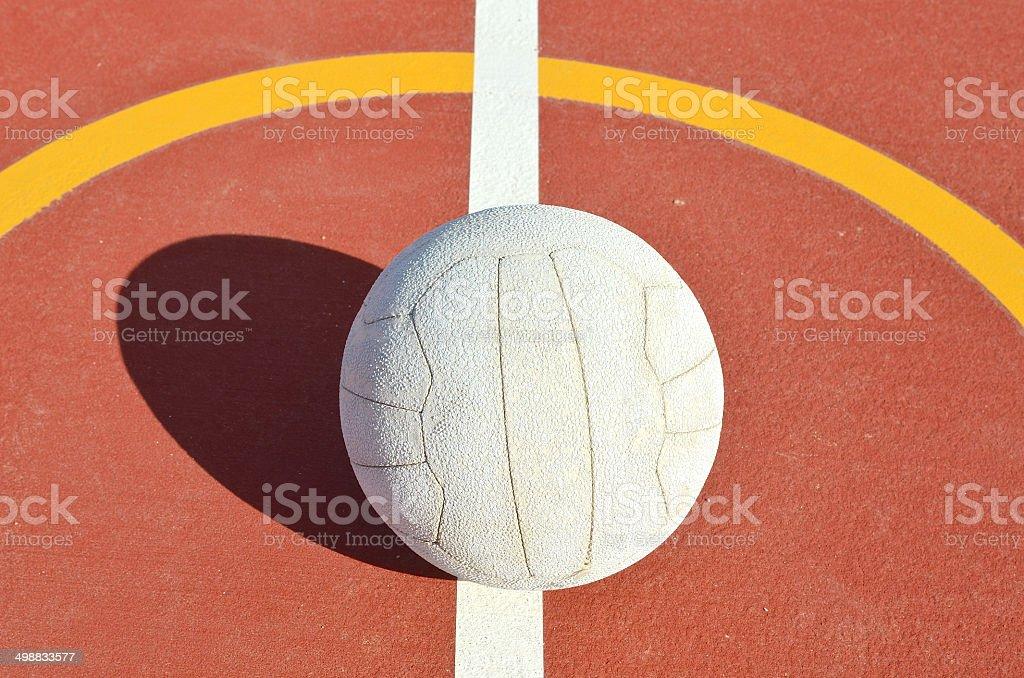 Netball Season stock photo