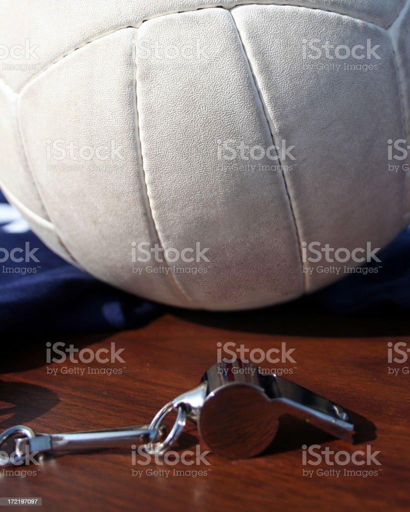 Netball Symbols stock photo