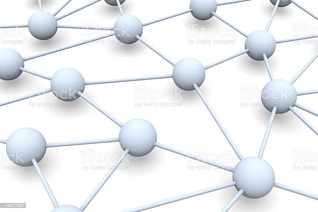 Network royalty-free stock photo