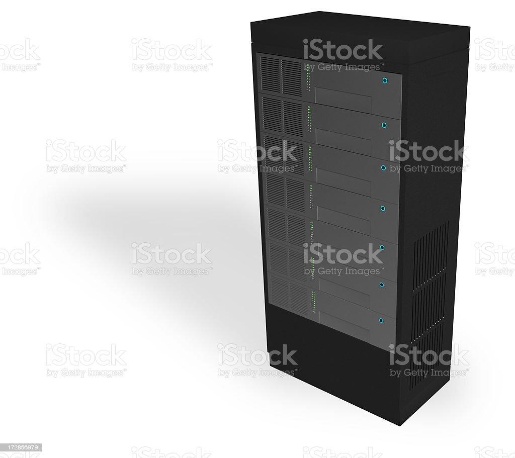 Network server XXLarge stock photo