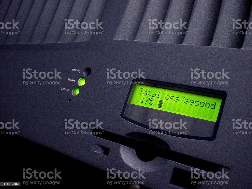 Network Storage 2 stock photo