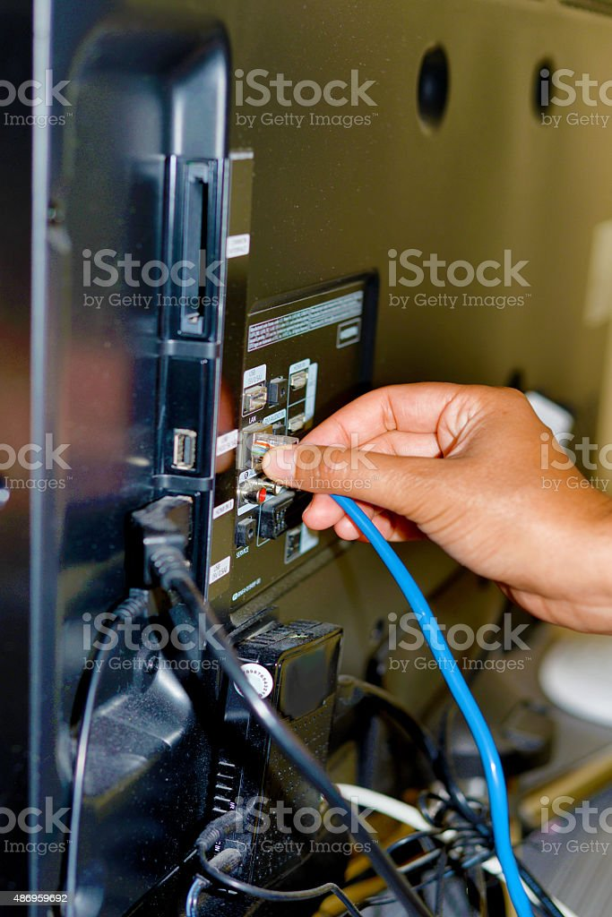 Network Tech stock photo