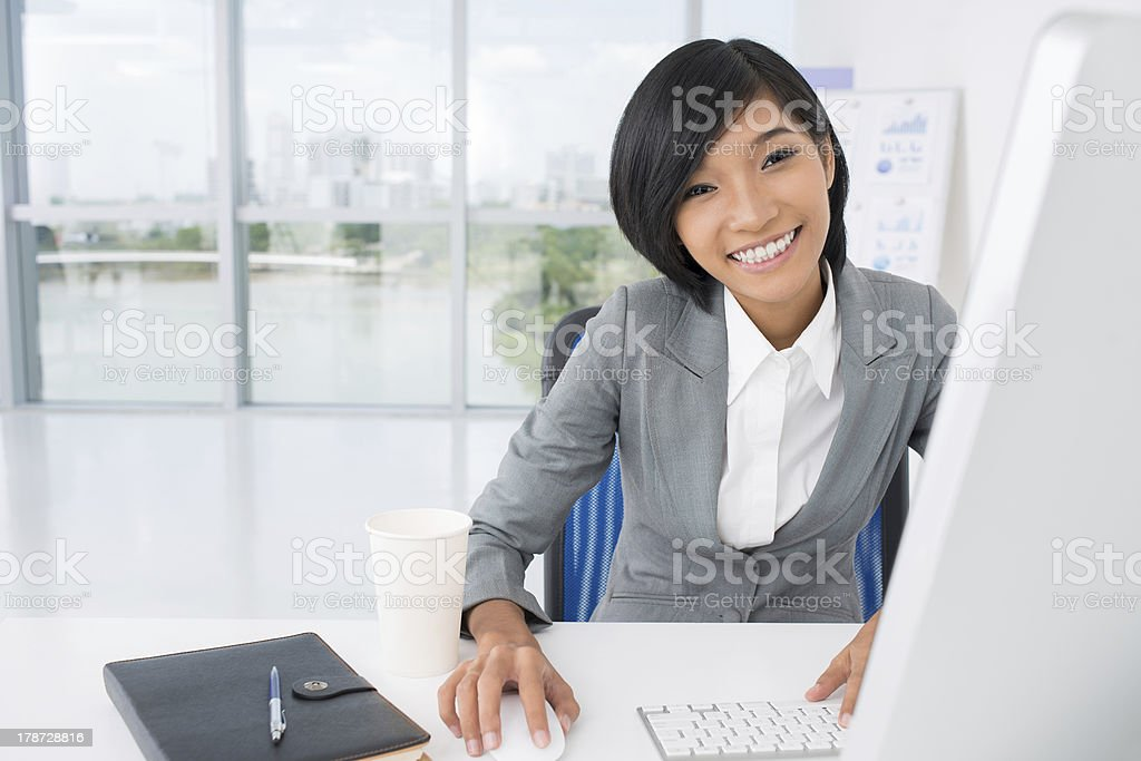 Networking royalty-free stock photo
