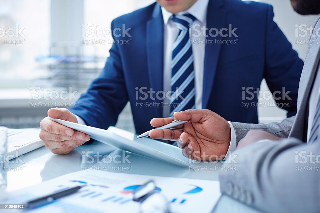 Networking stock photo