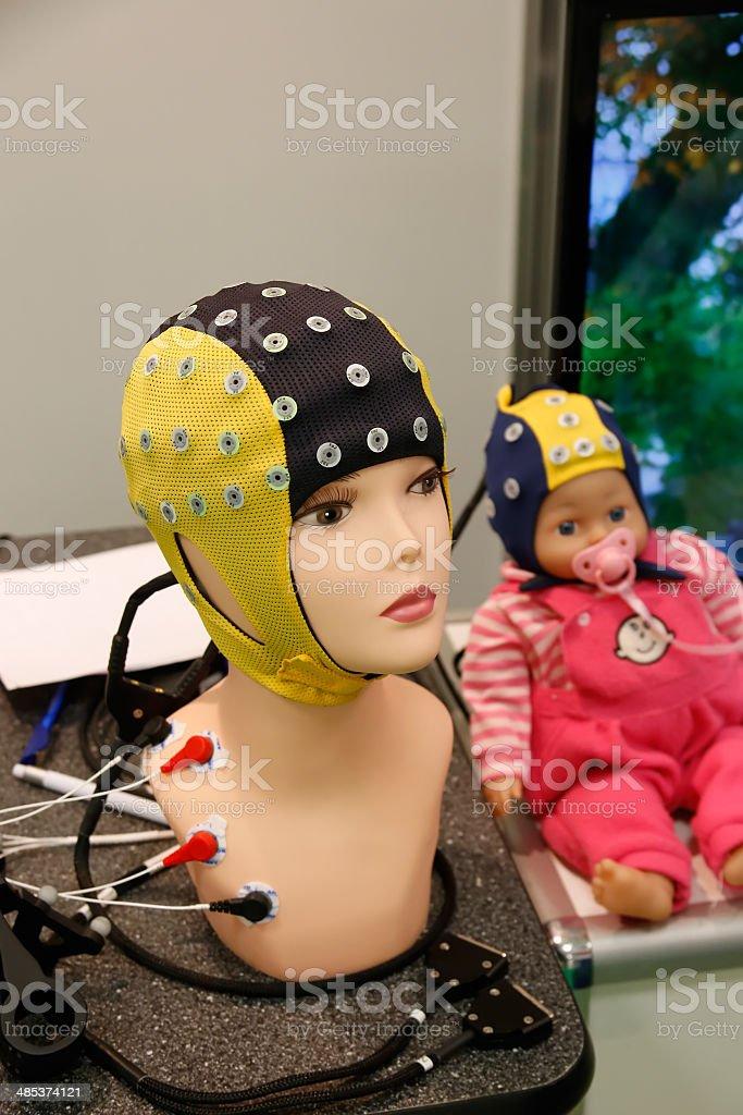 neuro medicine royalty-free stock photo