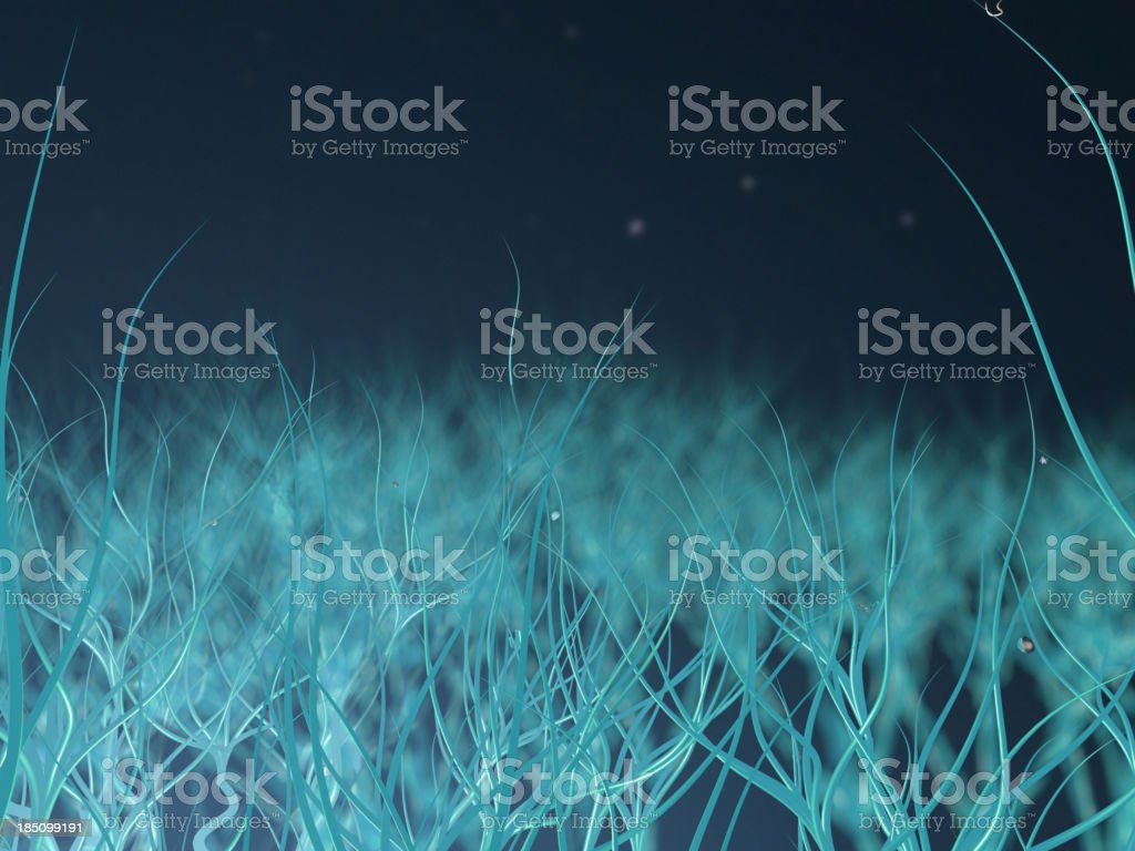 Neurone royalty-free stock photo