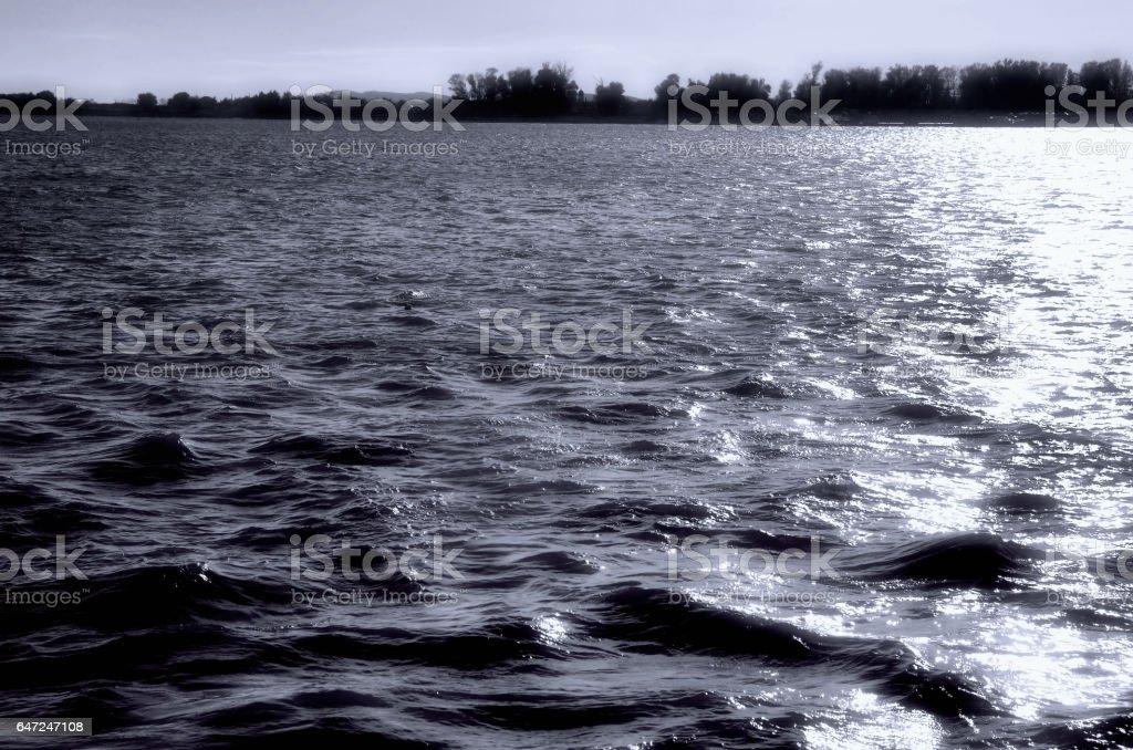 Neurotic river stock photo